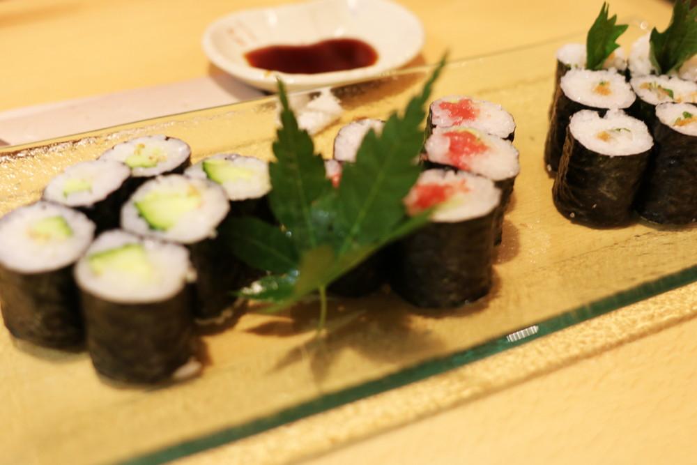 鰻・割烹 曙覧(AKEMI) : 寿司