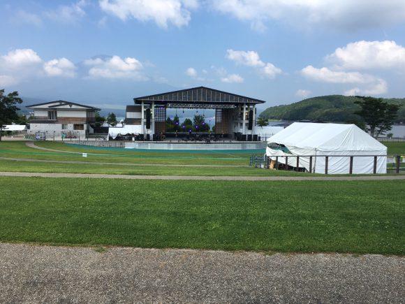 山中湖ステージ