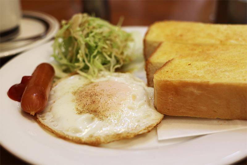 清水喫茶店 : モーニング (2)