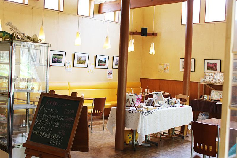 清水喫茶店 : 店内 (1)