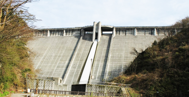 永平寺ダム