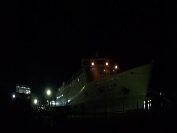 敦賀港フェリー