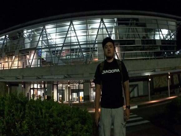 敦賀港フェリー乗り場