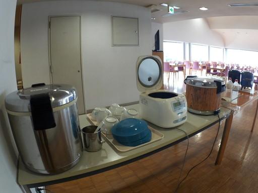 鯖江市役所食堂セルフ1