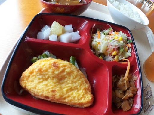 鯖江市役所給食3