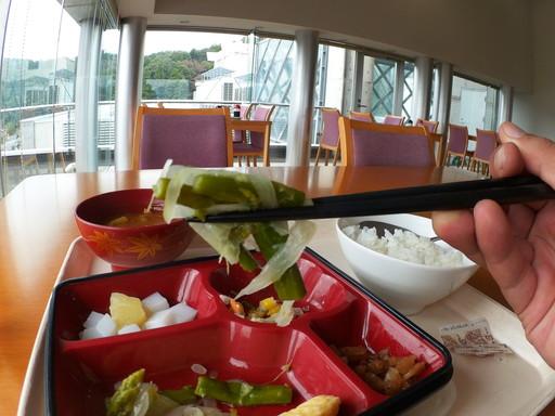 鯖江市役所給食4