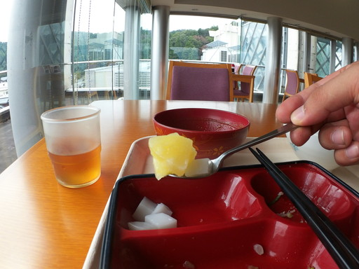 鯖江市役所給食5