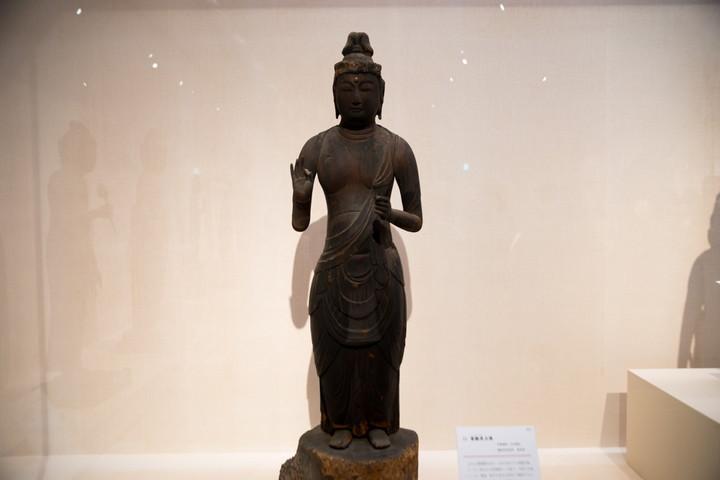 聖観音立像(しょうかんのんりつぞう) 福井市佐内町 西光寺