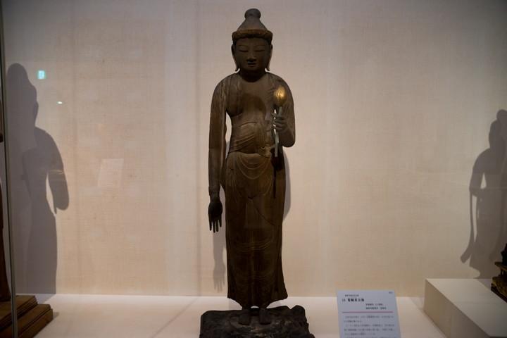 聖観音立像(しょうかんのんりつぞう) 福井市飯塚町 法承寺