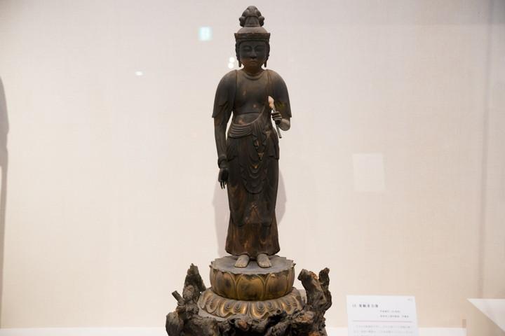 聖観音立像(しょうかんのんりつぞう) 坂井市三国町新保 円海寺