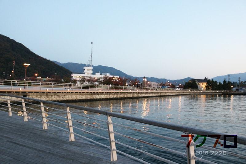 金ケ崎緑地 敦賀港「ミライエ」 イルミネーション点灯前(6)