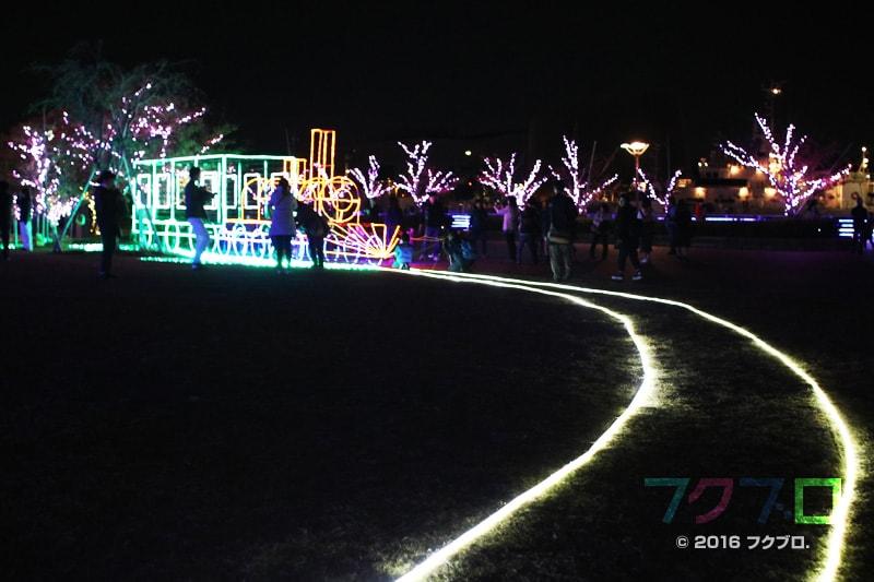 金ケ崎緑地 敦賀港「ミライエ」 イルミネーション点灯前(12)