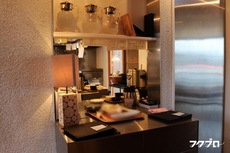 海のレストラン「おおとく」 : 内観(2)