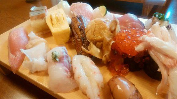 デカ盛り最高!味も値段も抜群本格寿司 松の寿司にいってきました ~石川県 かほくし~