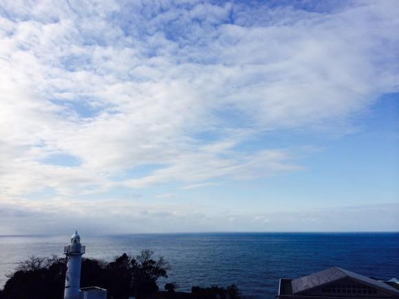 日本海アップ