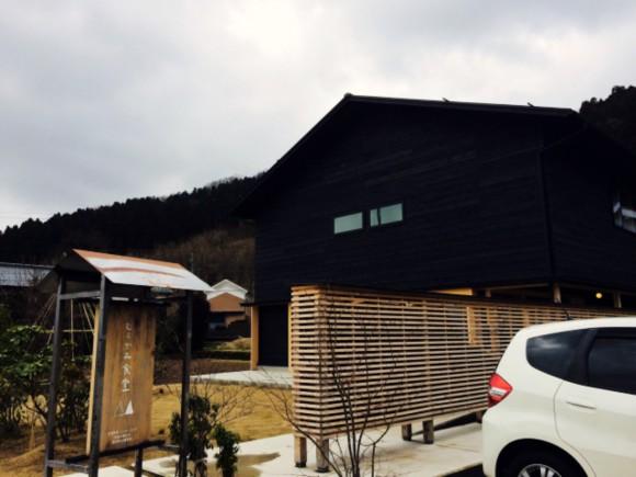 昨年10月にオープンしたばかりの和風モダンな「むらかみ食堂」-福井市-