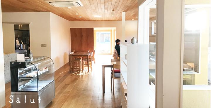 福井市の大人気カフェ「Salut(サリュ)」