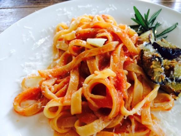 サルバトーレ料理パスタ