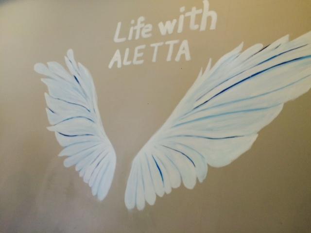 「ALETTA KICHEN」 : Life with ALETTA