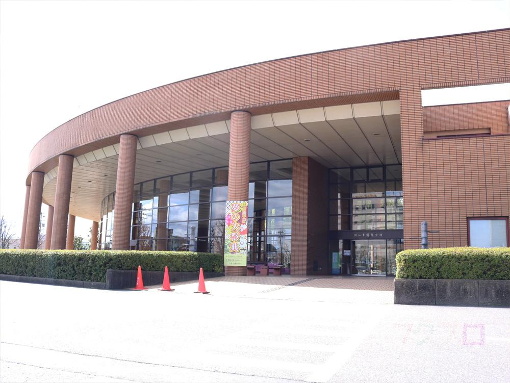 鯖江市嚮陽会館(きょうようかいかん) (1)