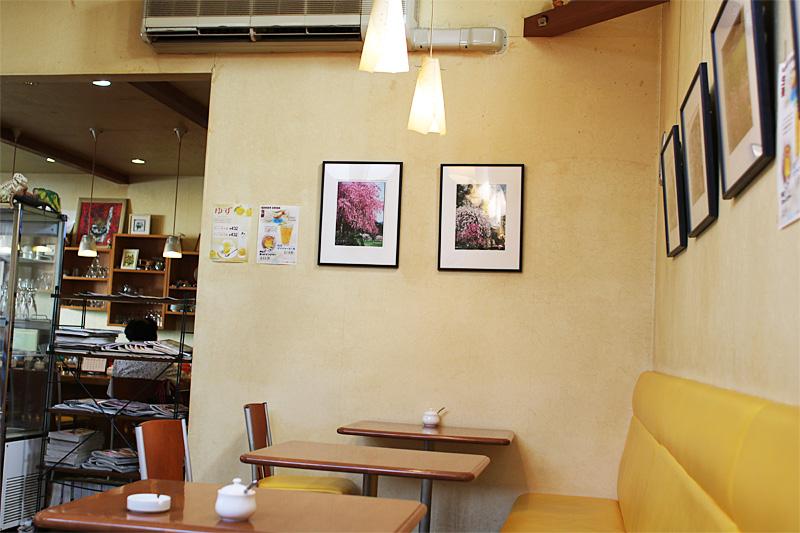 清水喫茶店 : 店内 (4)