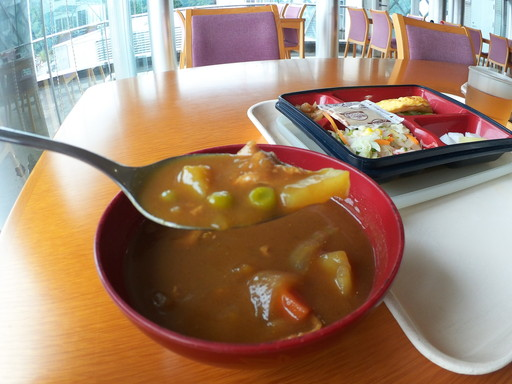 鯖江市役所給食2