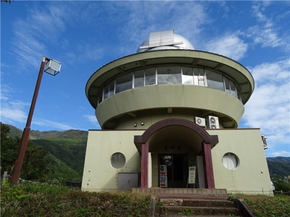 自然観察センター 正面
