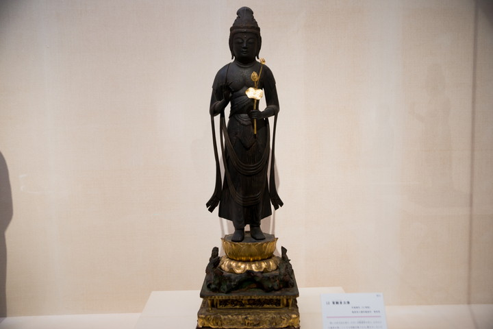 聖観音立像(しょうかんのんりつぞう) 坂井市三国町南本町 西光寺
