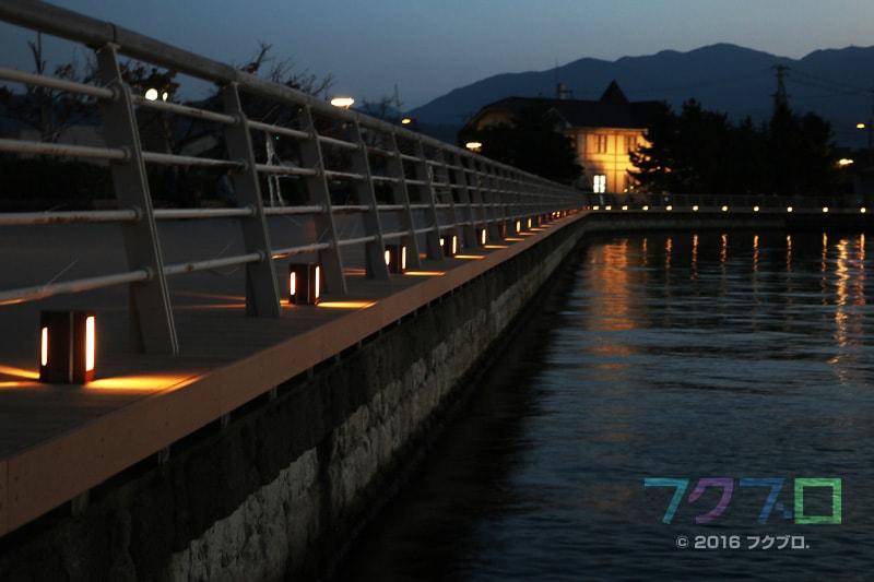 金ケ崎緑地 敦賀港「ミライエ」 イルミネーション点灯前(11)
