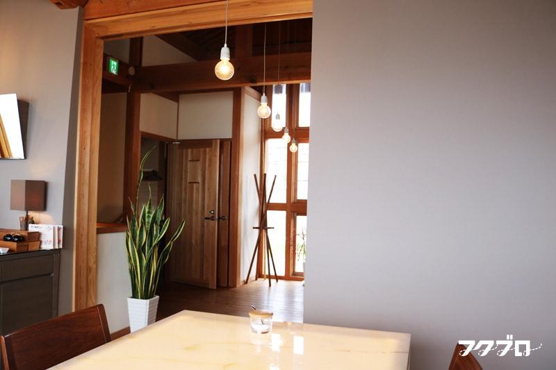 海のレストラン「おおとく」 : 内観(4)