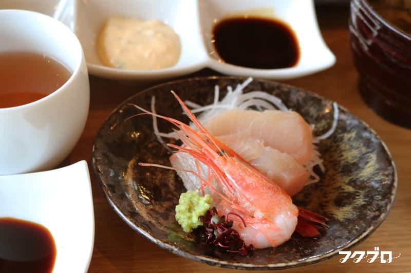 海のレストラン「おおとく」 : 日替わりランチ(3)