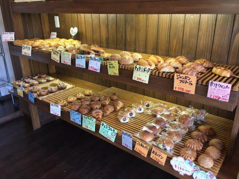 お気に入りのパンが見つかるパン屋さん「BAKERY LE MERRY ル・メリー」
