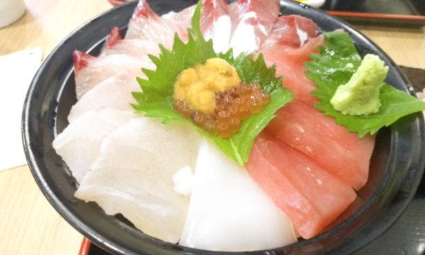 安くてうまい海鮮丼が食える!福井市中央卸売市場にある「群青(ぐんじょう)」