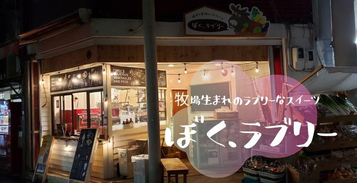 福井駅前で自然を味わう!【ぼく、ラブリー】